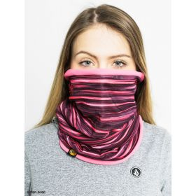 Buff Reversible Polar Snoods | Scarfs | Neckwarmers in Paloma Pink
