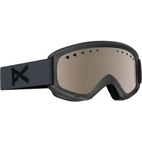 Anon Helix Ski Goggles in Stealth / Amber Spare Lens