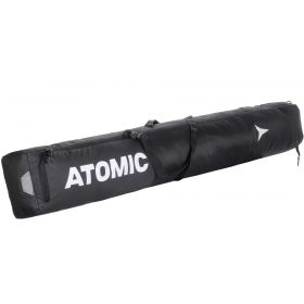 Atomic Double Ski Bag in Black