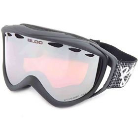 Bloc Mars RS41 Ski Goggles in black