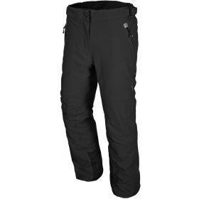 CMP Campagnolo Patmore 2 Womens Ski Trousers / Salopettes in Black (Ladies 12)