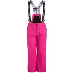 CMP Campagnolo Yogi Ski Trousers / Salopettes in Pink (14 Years)