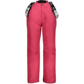 CMP Campagnolo Girls Boys Ski Trousers / Salopettes in Pink (10 Years)