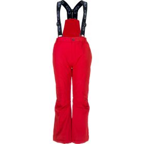 CMP Campagnolo Kids Girls Boys Ski Trousers / Salopettes in Red (14 Years)