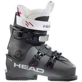 Head Cube 3 80W Ski Boots in Anthracite (24.5)