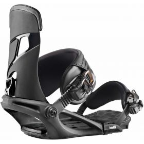 Head NX One Snowboard Bindings in Black (Medium)
