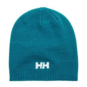 Helly Hansen Wool Brand Bonnet Hat / Beanie in White Blanc