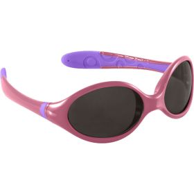 Manbi / Park Peak Piste Flexi Sunglasses in Pink / Lilac