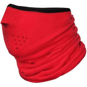 Manbi Facemask Neckwarmer in True Red