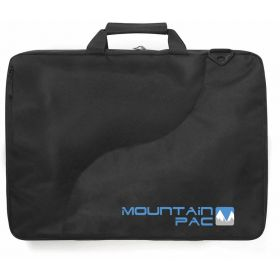 Mountain Pac Ski Boot Bag in Black