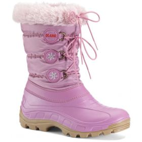 Olang Patty Apres Snow Boots in Pink (EU35 / 36)