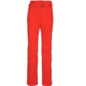 Poivre Blanc Stretch Ski Trousers / Salopettes in Cherry Red (Ladies 12)