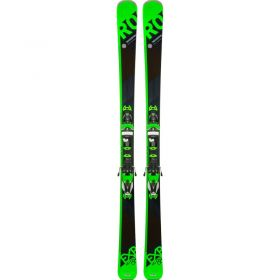 Rossignol Experience 88 Skis in Black/Green Ex Demo (172 cm)