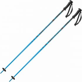 Salomon X North Ski Poles in Blue Black (135 cm)