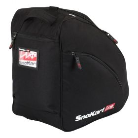 SnoKart Boot Bag in Black