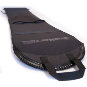 SnoKart Neo Snowboard Wrapper in Black