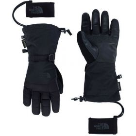 The North Face Mens Montana Ski Gloves / Mittens in Black (Medium)