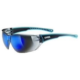Uvex Sportstyle 204 Sunglasses in Blue Mirror RRP £21.00