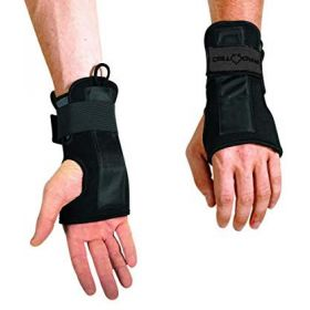 ProTec Mens / Womens Wrist Guard in Black (Extra Large)