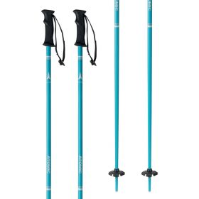 Atomic Cloud Ski Poles in Light Blue (120 cm)