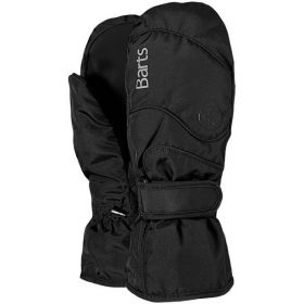 Barts Basic Ski Gloves / Mittens in Black (Extra Small)