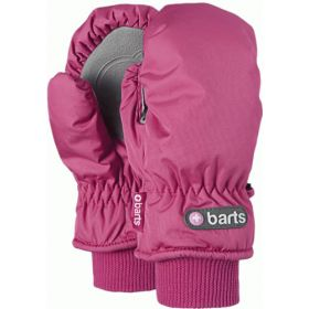 Barts Nylon Ski Gloves / Mittens in Fuchsia Pink (Infant Size 1)