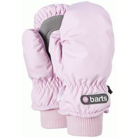 Barts Nylon Ski Gloves / Mittens in Pale Pink (Infant Size 7)
