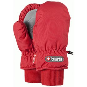 Barts Nylon Ski Gloves / Mittens in Red (Infant Size 3)