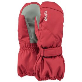 Barts Tec Ski Gloves / Mittens in Red (10-12 Years / Size 6)