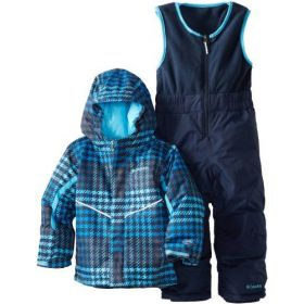 Columbia Buga Set Ski Two Piece in Navy (18 Months)