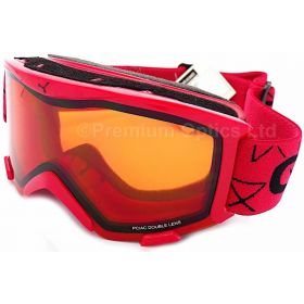 Cebe Bionic Junior CBG117 Ski Goggles in Red