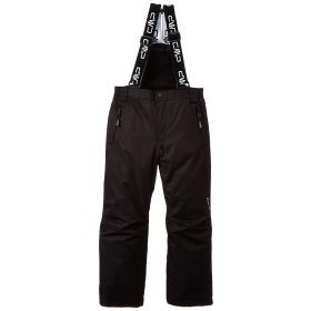 CMP Campagnolo Kids / Girls / Boys Kids Ski Trousers / Salopettes in Black (10 Years)