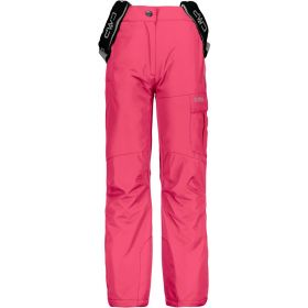 CMP Campagnolo Girls Ski Trousers / Salopettes in Hot Pink (10 Years)