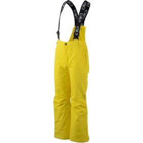 CMP Campagnolo Yogi Ski Trousers / Salopettes in lemon (12 Years)