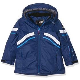 CMP Campagnolo Kids / Girls Ski Jacket in Navy White (12 Years)