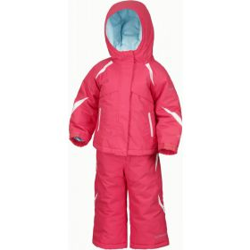 Columbia Buga Set Ski Two Piece in Pink (12 Months)