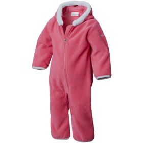 Columbia Fullzip Tiny Ski One Piece in Pink (6 Months)