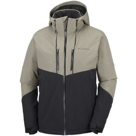 Columbia Mens Millenium Blue Ski Jacket in Sage Dill (Large)
