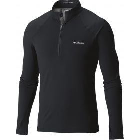 Columbia Mens Midweight Stretch Long Sleeve Half Zip Base Layer RRP £55.00