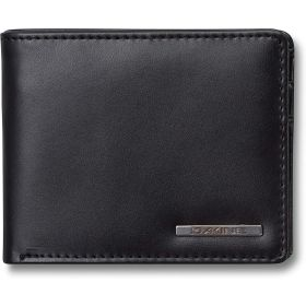 Dakine Agent Leather Wallet in Black