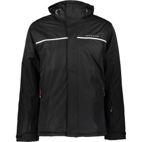 Dare2b Mens Steady Out Ski Jacket in Black (Small)