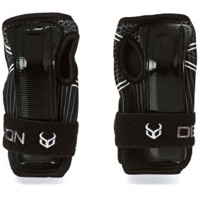 Demon Wrist Guard in Black (Extra Large)