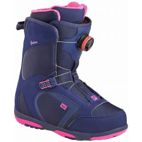 Head Galore Pro Boa Snowboard Boots in Navy (39.5)