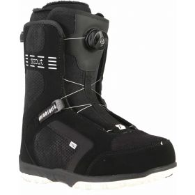 Head Scout Pro Boa Snowboard Boots in Black (EU 41)