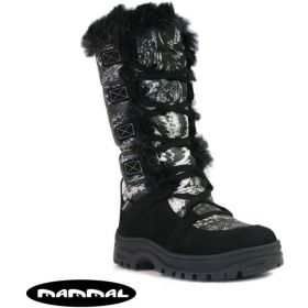 Mammal Pavone Apres Snow Boots in White / Black (EU 41)