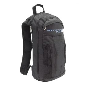 Mountain Pac Hydropac Backpack in Black