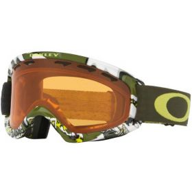 Oakley OFrame 2.0 Ski Goggles in Army Green