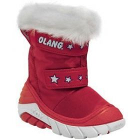 Olang eolo Snow Boots in Red (27.0)
