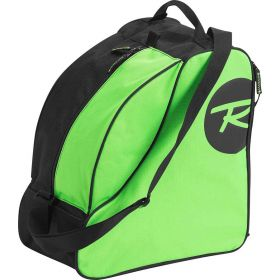 Rossignol Boot Bag in Black / Green