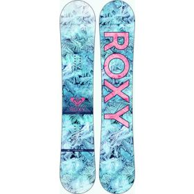 Roxy Ally Banana Snowboard in Mixed Colours (147 cm)